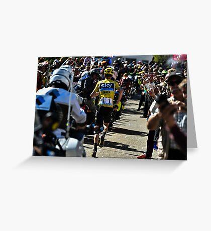Mont Ventoux 2016 Greeting Card