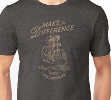 Make the diference Unisex T-Shirt