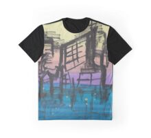 Scribble City 2 Graphic T-Shirt