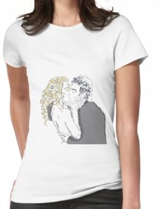 Rhys Fey Womens Fitted T-Shirt