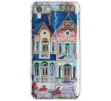 Dollhouse Ghosts iPhone Case/Skin
