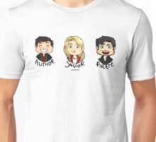 Swan Jones Fam Unisex T-Shirt