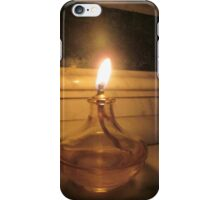Candle 1 iPhone Case/Skin