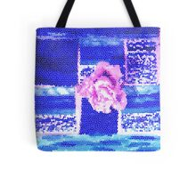 A Rose In The Water by Nikki Ellina Tote Bag