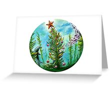 Merry Kelpmas Greeting Card
