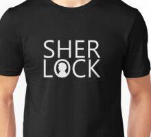 Sherlock - Benedict Cumberbatch (Black) Unisex T-Shirt