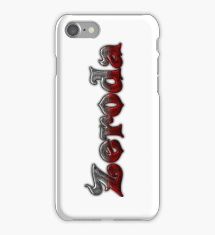 Zeroda Iphone 5/5s/6/6s/7/7s Case Merch! iPhone Case/Skin