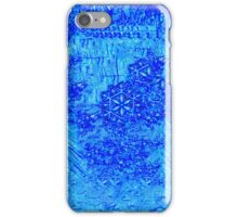 The Shapes Of The Water by Nikki Ellina iPhone Case/Skin
