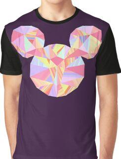 Sunset Pop Crystal Graphic T-Shirt