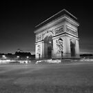 Place Charles de Gaulle by Nicholas Coates