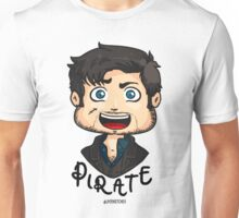 2. Killian Jones Pirate Unisex T-Shirt