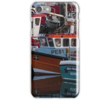 Packed in like sardines iPhone Case/Skin