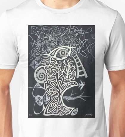 the idea bird Unisex T-Shirt