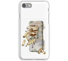 dessert and cookies iPhone Case/Skin