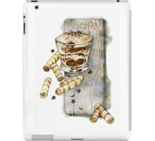 dessert and cookies iPad Case/Skin