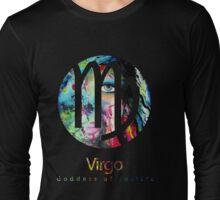 Virgo Zodiac Signs  Long Sleeve T-Shirt