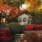 Autumn Gazebo by Jessica Jenney