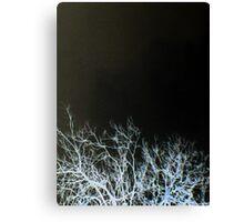 BONES (X-Scapes) Canvas Print