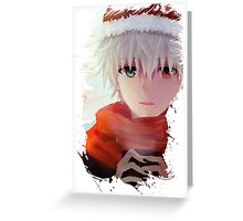 Kaneki Christmas Greeting Card