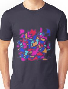 abstract pattern 003 v1 Unisex T-Shirt