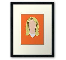 Piper Chapman Framed Print