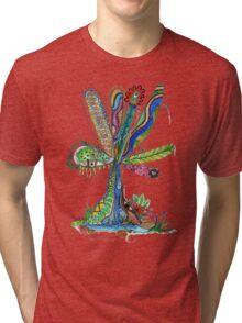 Tree of Life #14 Tri-blend T-Shirt