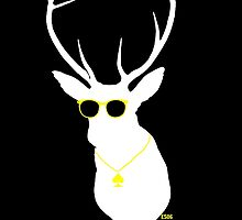 Buck 506 (Shades & Bling) by Scarecrow506