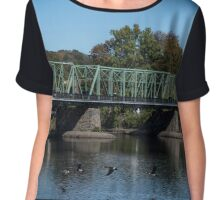 BRIDGE TO LAMERTVILLE 2 Chiffon Top