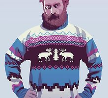 GAME OF THRONES 80/90s ERA CHARACTERS - Tormund by GOT80-90