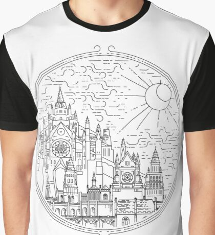 Irithyll Of the Boreal Valley Graphic T-Shirt
