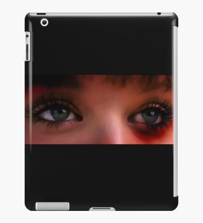 These Eyes iPad Case/Skin
