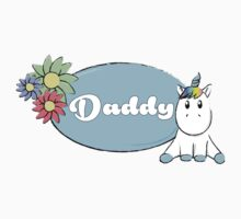 Unicorn Daddy Kids Tee