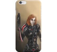 Femshep iPhone Case/Skin