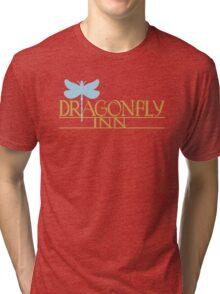 Dragonfly inn Tri-blend T-Shirt