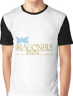 Dragonfly inn Graphic T-Shirt
