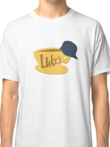Luke's coffee_2 Classic T-Shirt