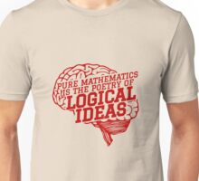 Do Mathematician Poetry? Unisex T-Shirt