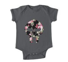 MF DOOM FLORAL MASK One Piece - Short Sleeve