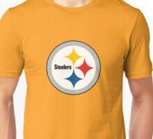 Steelers club futbal Unisex T-Shirt