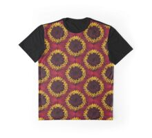 The Crown of Zinnia (or Ring o Stars) Graphic T-Shirt