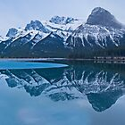 Mount Lawrence Grassi & Ha Ling Peak by Yukondick