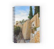 A Little Bit of Calpe, Spain Spiral Notebook