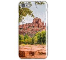 Red Rocks of Sedona iPhone Case/Skin