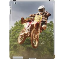 Holding on iPad Case/Skin