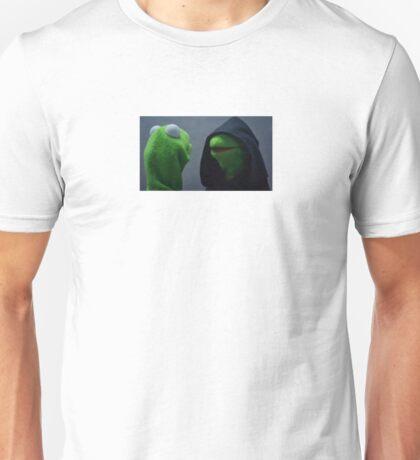 Evil Kermit/Inner Kermit Unisex T-Shirt