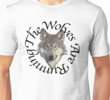 The Wolves Are Running - Box Of Delights Unisex T-Shirt