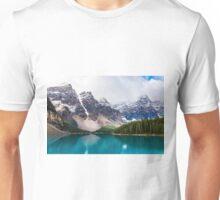 Moraine Lake, Alberta, CA. Unisex T-Shirt
