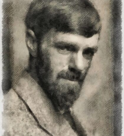 D. H. Lawrence, Author Sticker