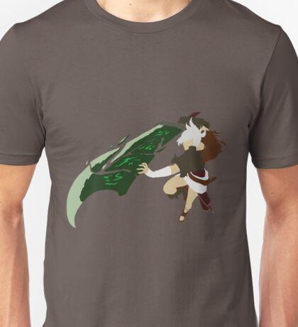Riven Minimalist Unisex T-Shirt