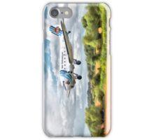 Dakota - Cleared to land - Portrait iPhone Case/Skin